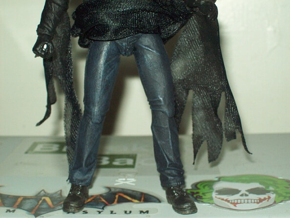 Ghostface has nice legs.