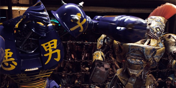 "Real Steel? Live-size, live-action ""Rock 'Em Sock 'Em Robots?"" Yes please! The premise is pretty basic: a down-on-his-luck former boxing champ Charlie Kenton (Hugh Jackman) needs cash for a new […]"