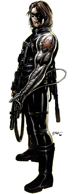 Winter Soldier Pictures From Captain America 2